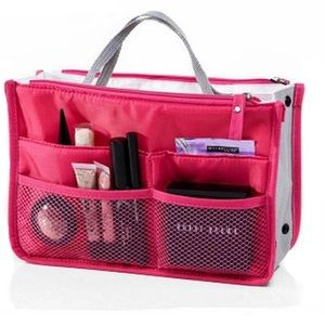 Hot Pink Make Up Organizer